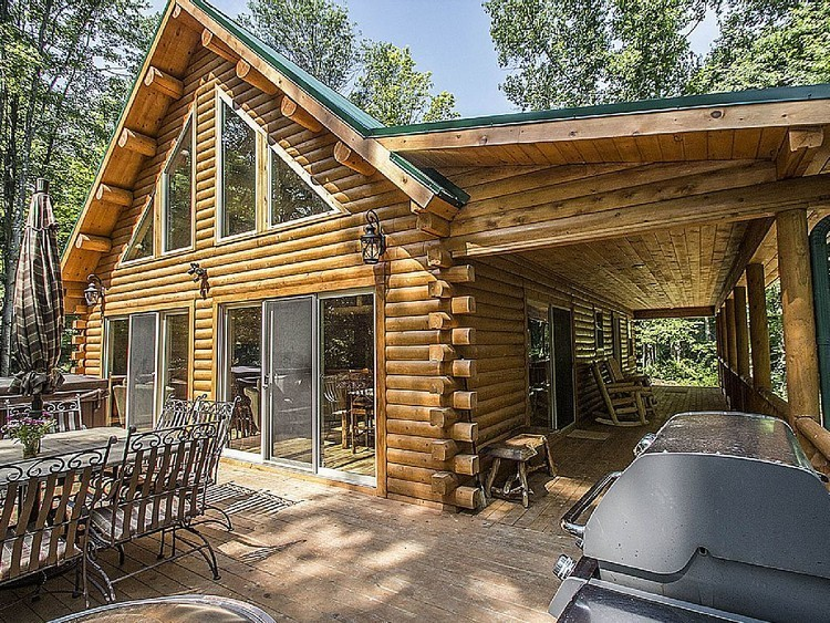 Smoke Machine Rental >> Ohio Luxury Cabins - Hocking Hills Vacation Rentals