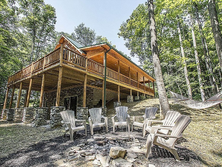 Superieur Ohio Luxury Cabins   Hocking Hills Vacation Rentals