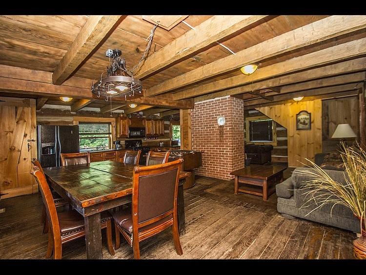 Ohio Luxury Cabins Hocking Hills Vacation Rentals